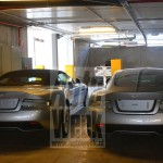 DB9 and DB9 Volante 2013 spot in Mallorca - rear
