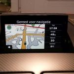 V12 Vantage Carbon Edition - Garmin sat nav system