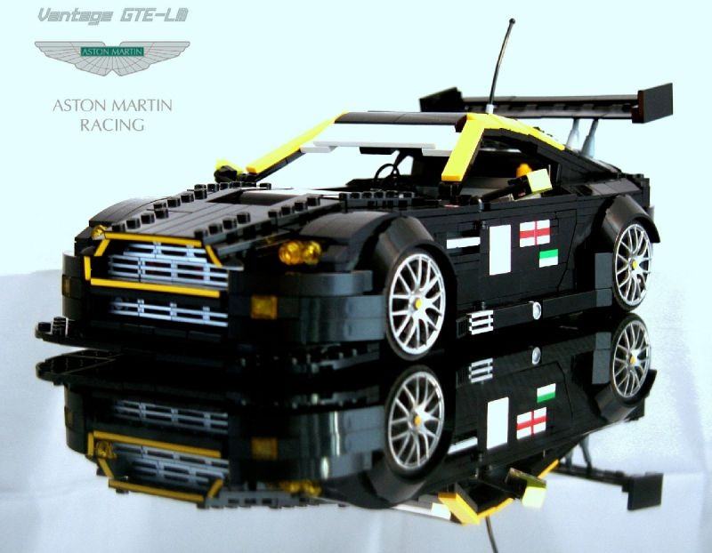you can make anything out of legos including aston martins aston. Black Bedroom Furniture Sets. Home Design Ideas