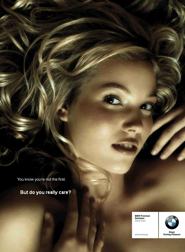 Captivating 2008 BMW Used Cars Ad