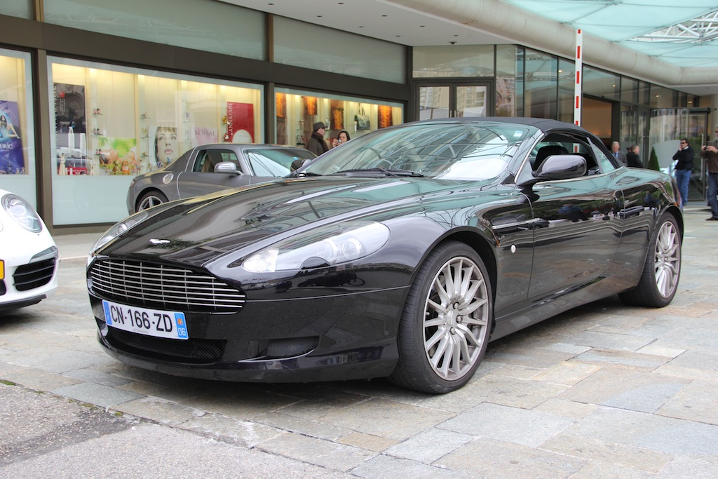 day 3 Monaco - DB9 Volante