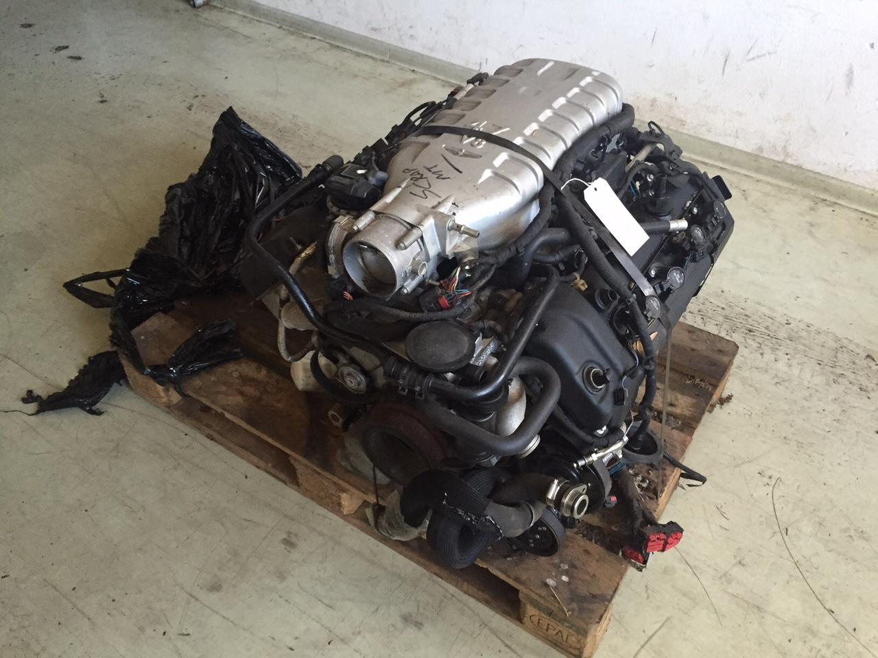 vantage turbo: approach – build a spare engine » aston-martin