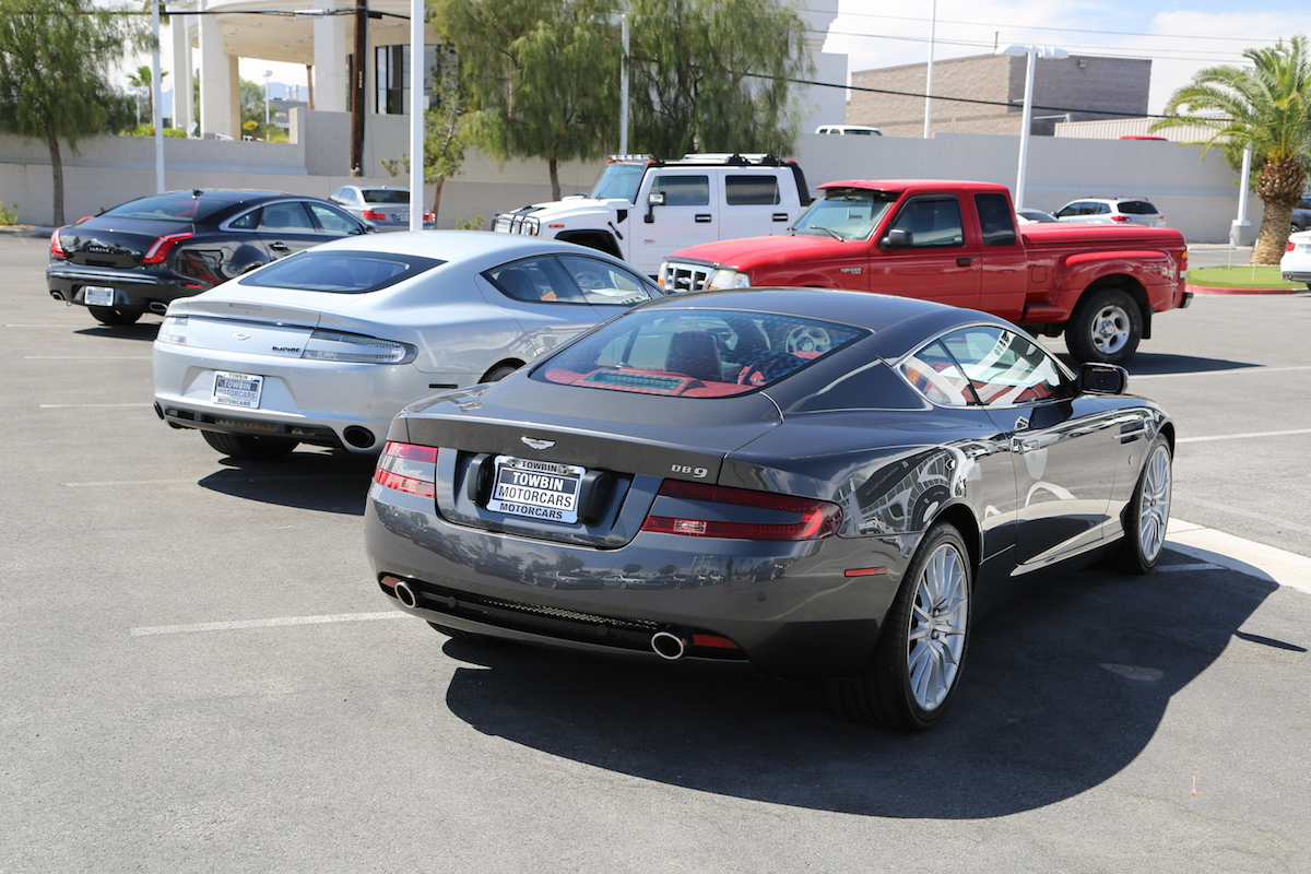 Towbin Vegas - DB9 and Rapide