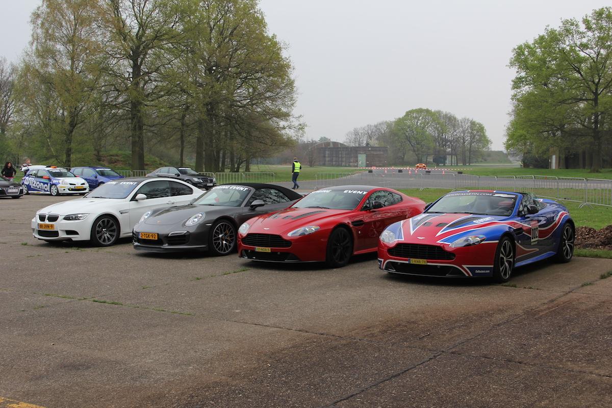 Aston Martins at Spring Event 2014 - 6605